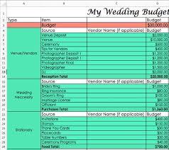Budget Template Excel Download Wedding Budget Template Zero Based Budget Excel Download