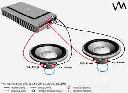 4 ohm dual voice coil wiring diagram best of dual coil diagram 4 ohm dual voice coil wiring diagram best of dual coil diagram schematics wiring diagrams •