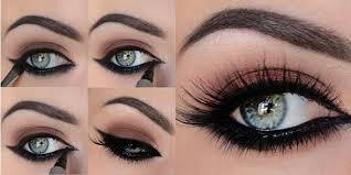 tutorial smokey eyes sederhana untuk til cantik saat lebaran