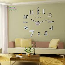 fullsize of staggering living room wall clock new europe ideas new quartz huge wall clock home