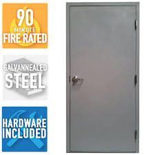 How to Adjust the Closing of a Commercial Metal Door