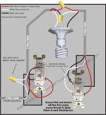 wiring new fan light independently on 3