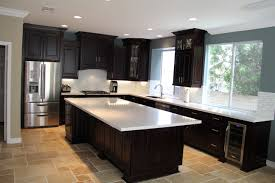 Black Wood Kitchen Table Furniture Nice Ideas Dark Wood Kitchen Table White Wall Color