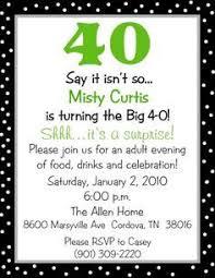 40th Birthday Invitations Free Templates Download Free Template 40th Birthday Invitation Wording