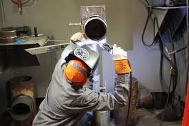 Pipeline Welding Apprentice In Pennsylvania Unions Throw Political Weight Behind Natural Gas