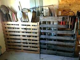 garden tool storage garden tool storage ideas might be a good first pallet project for diy