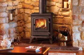 install a wood stove in a fireplace