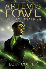 artemis fowl the last guardian eoin colfer 9781423164944 amazon books
