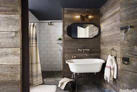 rustic country bathroom decor barn wood