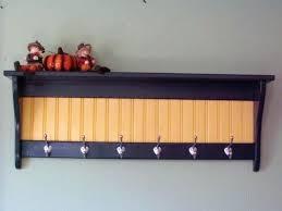 Black Coat Rack With Shelf Gorgeous Large Coat Hooks Wall Mounted Modern Iron Coat Hooks Wall Mounted
