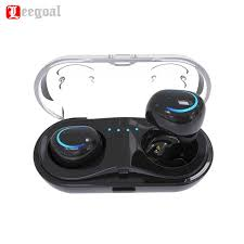 Leegoal <b>Q18 TWS</b> Wireless <b>Bluetooth</b> Earphone Earbuds Headset ...