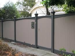 metal fence design. How Metal Fence Design