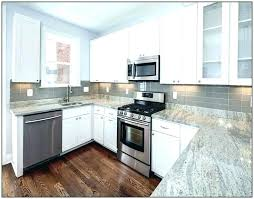 full size of kitchen backsplash ideas gray cabinets with white and dark countertops grey counter inspirational