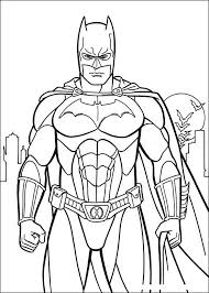 Batman Coloring Pages Dc Comic Book Coloring Pages Pinterest
