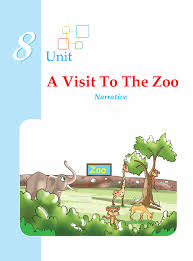 Report writing on visit to zoo