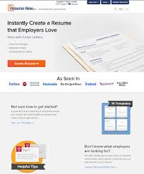 The Best Resume Builder 24 Top Best Resume Builders 24 Free Premium Templates 18