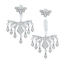 chandelier diamond earrings diamond chandelier earring jackets and studs diamond chandelier earrings india chandelier diamond earrings