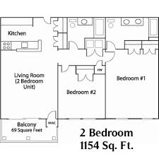 Picture Of 2 Bedroom   Building B   Apartment 203