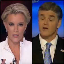 Sean Hannity Can\u0027t Stop Crying Because Megyn Kelly Is Bad Mean ...