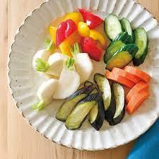 ぬか 漬け 野菜