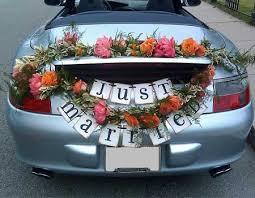 Wedding Car Decorations Accessories Wedding Car Decoration Marbella Wedding Guide 42