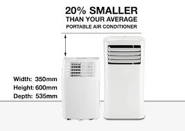 electriq 15000 btu 4 4 kw compact