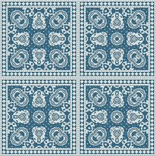 Patterned Tiles For Kitchen Blue Seamless Kitchen Tile Patterned Background Texture Www