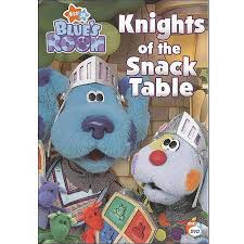 Blues Clues Potty Chart Buy Blues Clues Blues Room Knights Of The Snack Table
