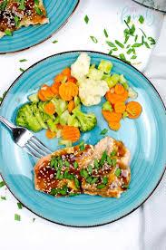 Instant Pot Salmon Teriyaki Recipe