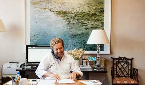Perfect Exclusive Peek Inside The Offices Of Michael S Smith