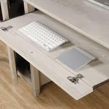desk workstation fel keyboard drawer under desk slide out keyboard tray corner computer table mission