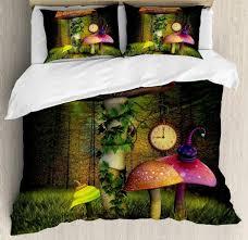 winter forest duvet set girl animal crib bedding safari themed baby bedding safari crib bedding set