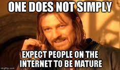 One Does Not Simply.... on Pinterest | Meme, Lotr and True Stories via Relatably.com