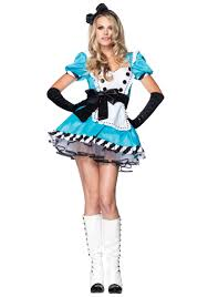 Alice You Size Chart Charmingly Sexy Alice Costume Sexy Wonderland Storybook