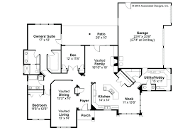 1500 sq ft ranch house plans without garage with front view in back small big elegant simple 2 bedroom architectures en