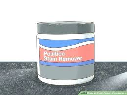 remove rust stain from quartz countertop quartz stain removal