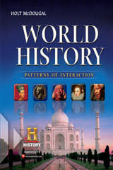 World History Textbook Patterns Of Interaction Delectable Order Modern World History Patterns Of Interaction 48 Year