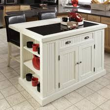 Kitchen Cart With Doors Kitchen Island With Stools Cart All Home Ideas Decor Kitchen