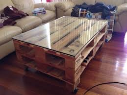 industrial style pallet coffee table 20 steps with pictures wheels fut7yxfi21