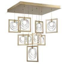 corinna 133 watt antique silver integrated led chandelier