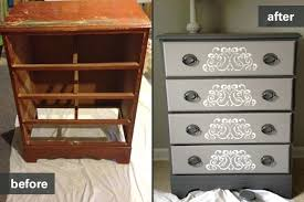 Image result for diy dresser makeover before and after