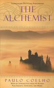 books in my baggage title the alchemist author paulo coelho