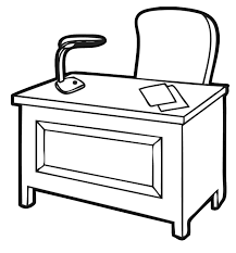 table clipart black and white. pin office clipart black and white #4 table