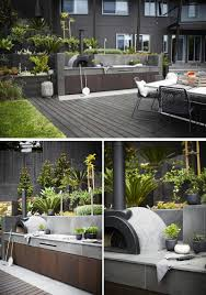 Outdoor Kitchen Design Ideas For Awesome Backyard Entertaining - Modern outdoor kitchens