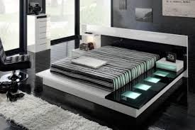 Black and White Modern Bedroom Set Design Inspiration - Home Design ...