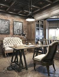 vintage industrial decor idea modern home office decor ideas in vintage  style vintage industrial interior ideas
