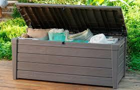 deck storage container. Best Deck Storage Box To Container