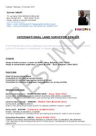 Land Surveying Resume Free Resume Example And Writing Download
