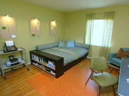 hgtv office design. Top Small Guest Bedroom Office Ideas Home Designs Pictures HGTV Hgtv Design N