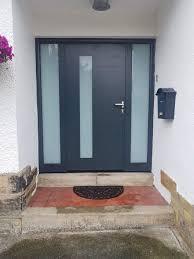 new spitfire door installation
